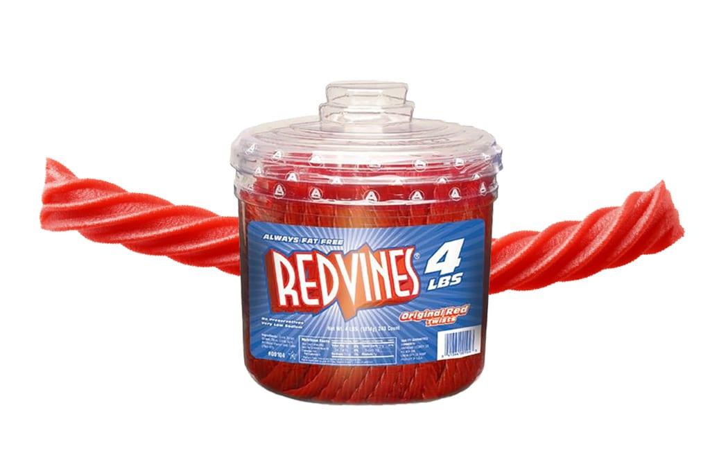 Red Vines Iconic Jars