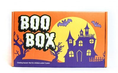 Supporting New Traditions: The Halloween Boo Box From American Licorice® Company