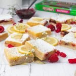 Lemon Raspberry Red Vines Bars