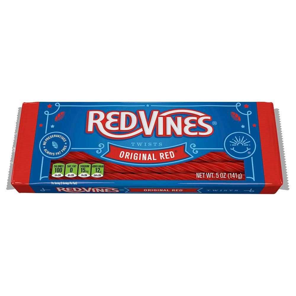 Red Vines Original Red 5oz Tray
